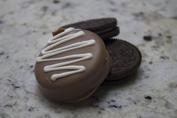 Chocolate Oreos
